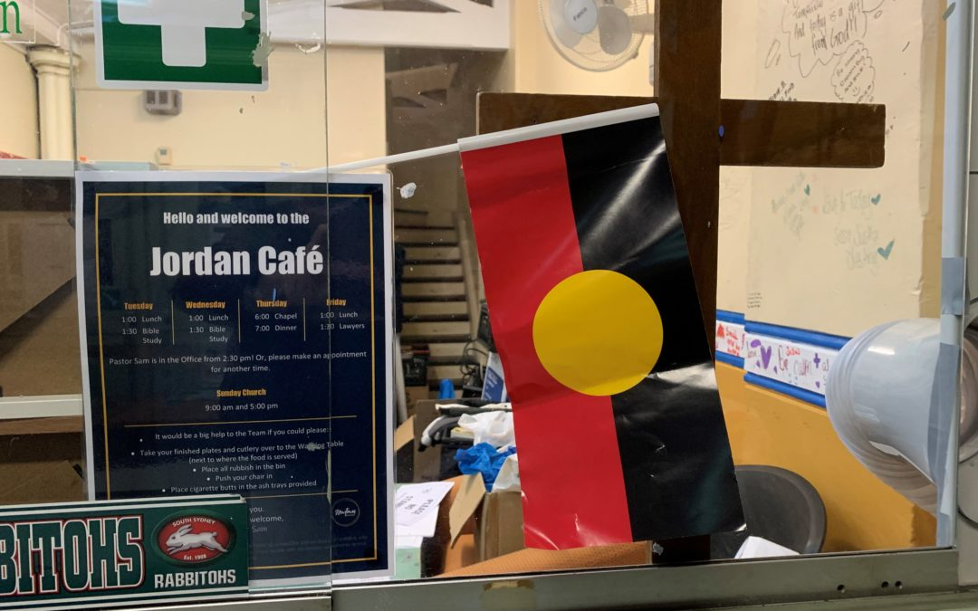 National Reconciliation Week 2020: Jordan Cafe Reflection